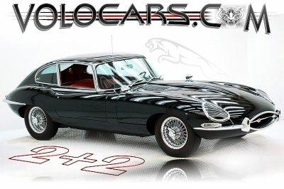 1967 Jaguar Xke Image 1