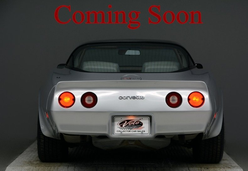1980 Chevrolet Corvette Image 1