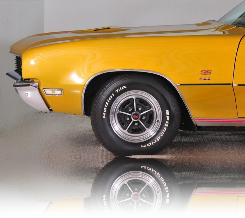 1972 Buick GS Image 34
