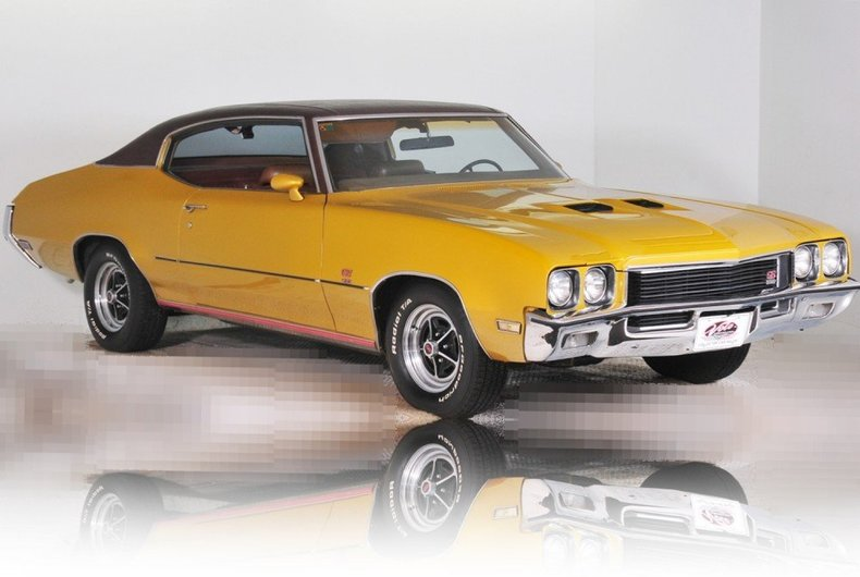 1972 Buick GS Image 12