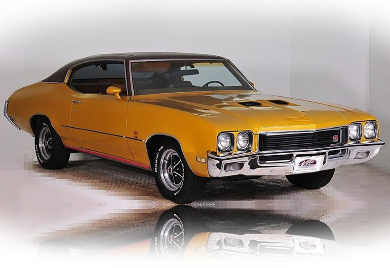 1972 Buick GS Image 55