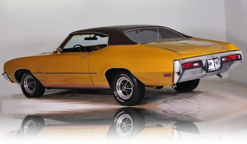 1972 Buick GS Image 3