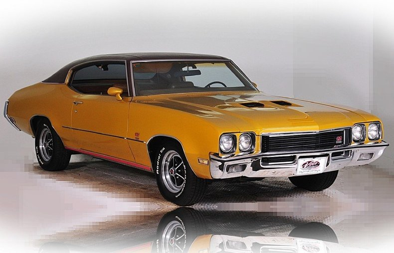 1972 Buick GS Image 39