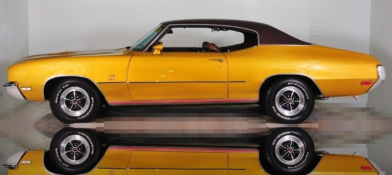 1972 Buick GS Image 30