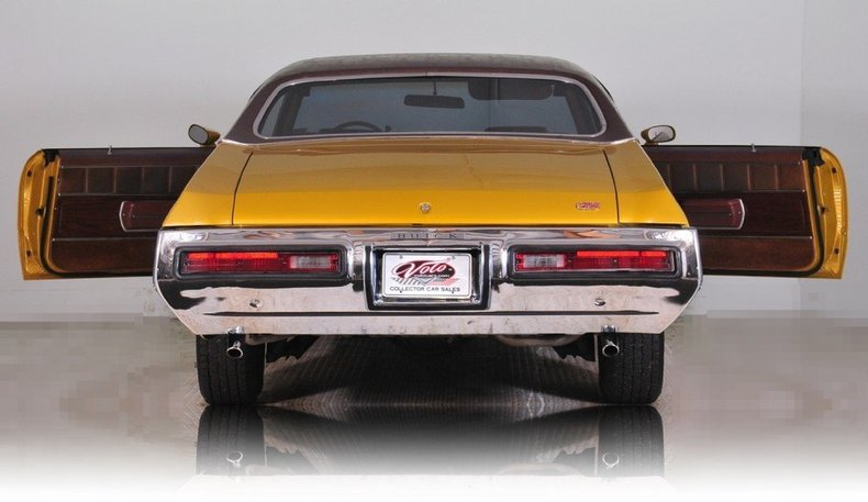 1972 Buick GS Image 10