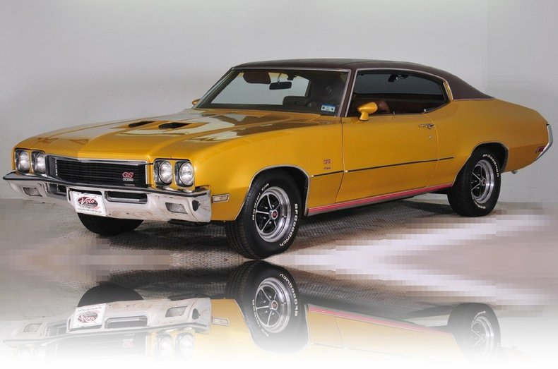 1972 Buick GS Image 25
