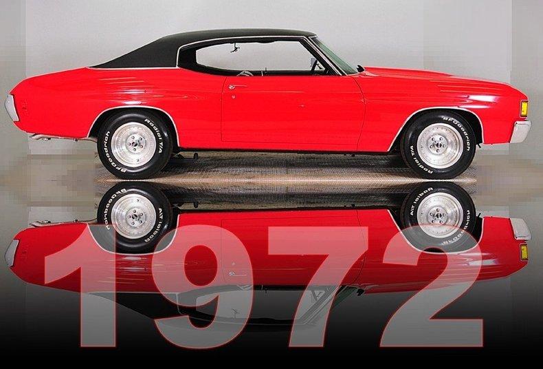 1972 Chevrolet Chevelle Image 26