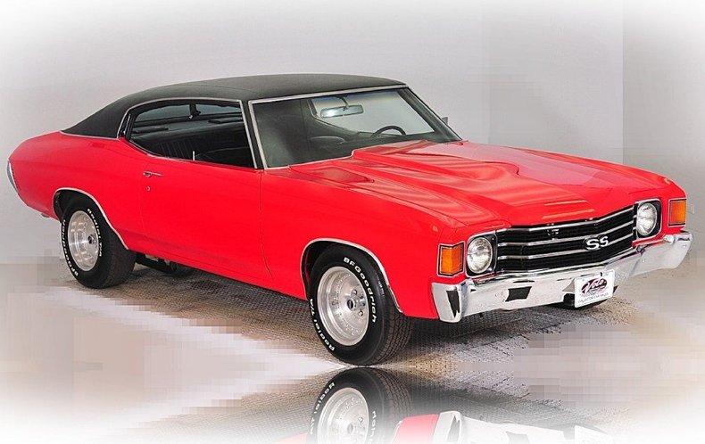 1972 Chevrolet Chevelle Image 46