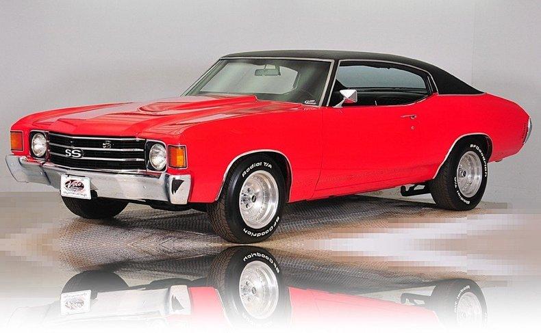 1972 Chevrolet Chevelle Image 49