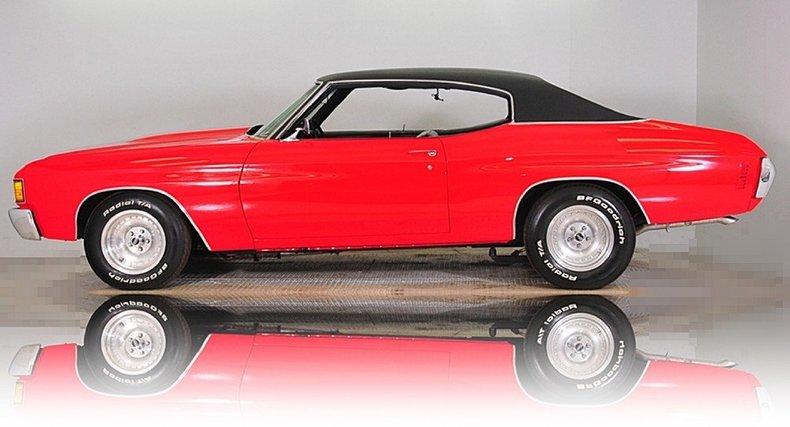 1972 Chevrolet Chevelle Image 54