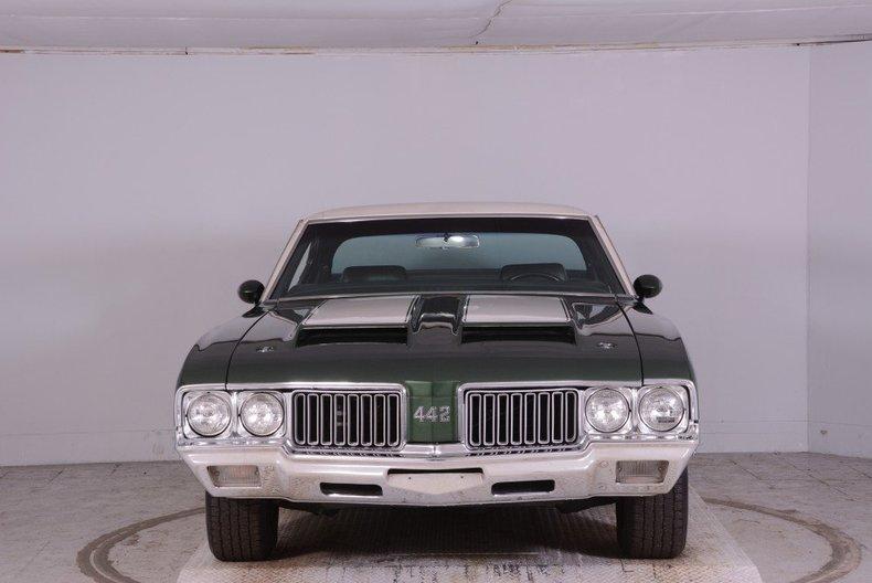1970 Oldsmobile 442 Image 9