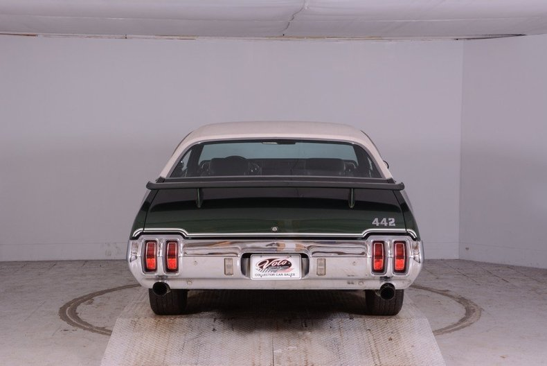 1970 Oldsmobile 442 Image 12