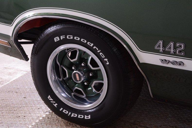 1970 Oldsmobile 442 Image 15