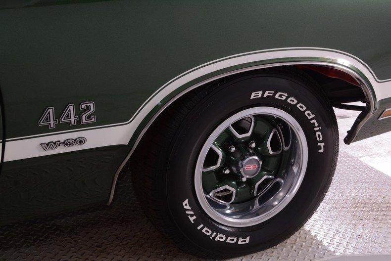1970 Oldsmobile 442 Image 17