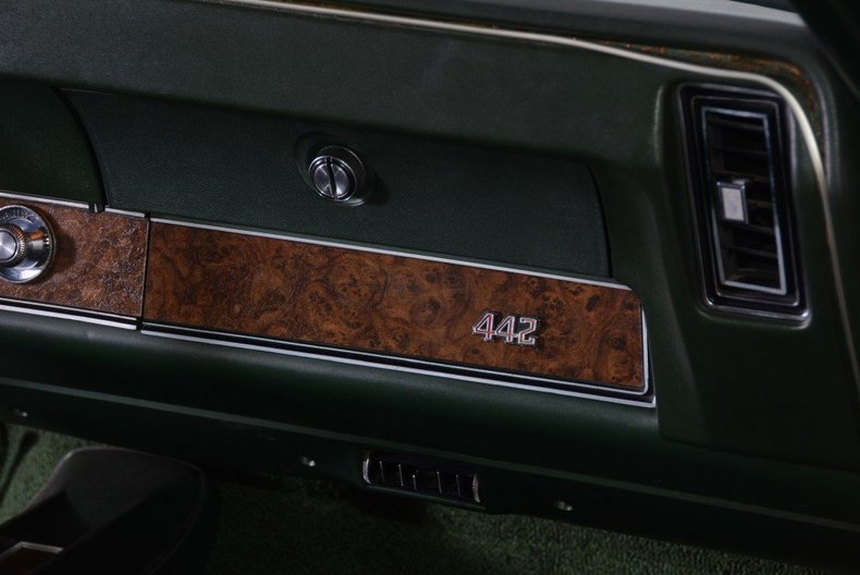 1970 Oldsmobile 442 Image 22