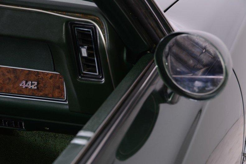 1970 Oldsmobile 442 Image 23