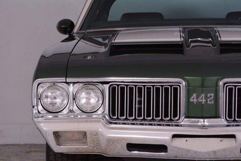 1970 Oldsmobile 442 Image 29