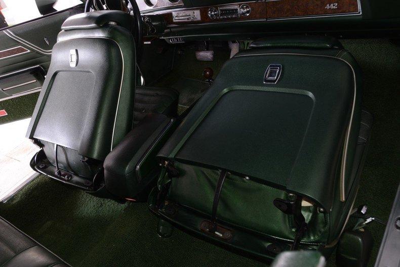 1970 Oldsmobile 442 Image 34