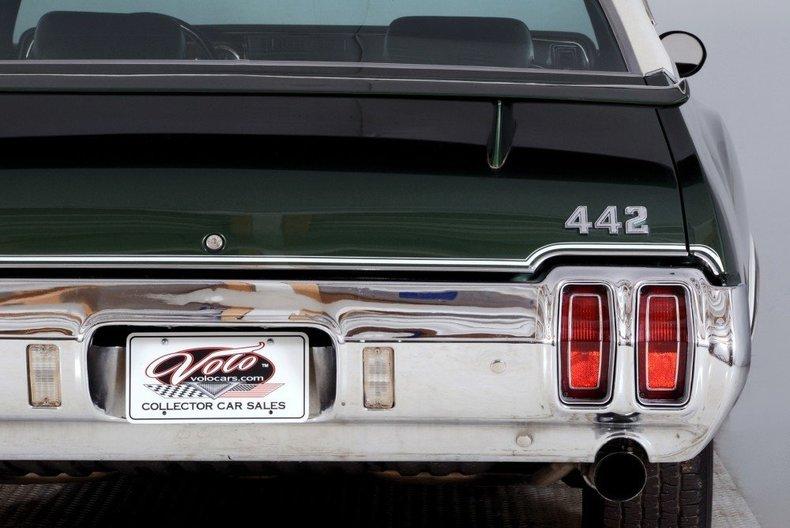 1970 Oldsmobile 442 Image 35