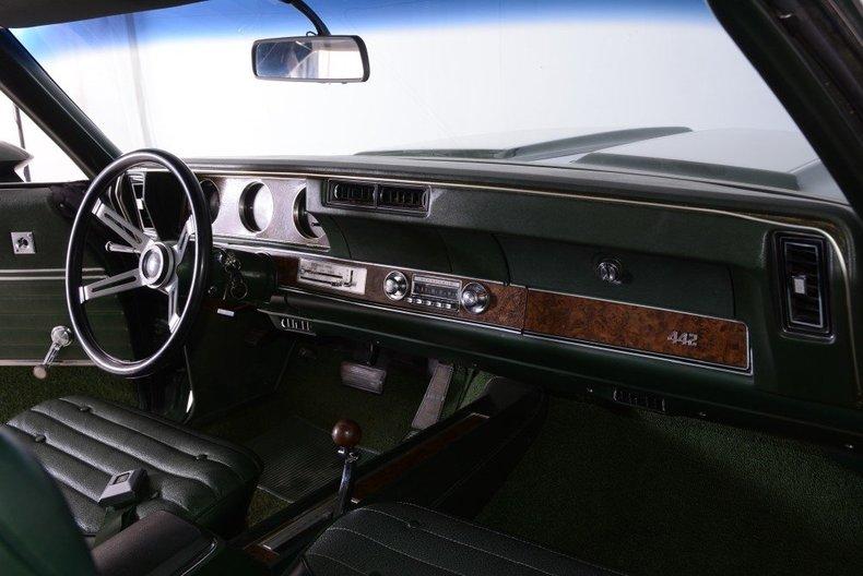 1970 Oldsmobile 442 Image 64