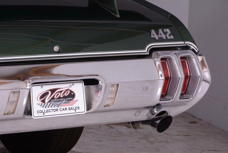 1970 Oldsmobile 442 Image 69