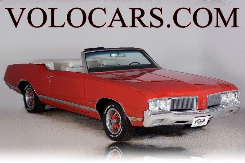 1970 Oldsmobile Cutlass Image 3