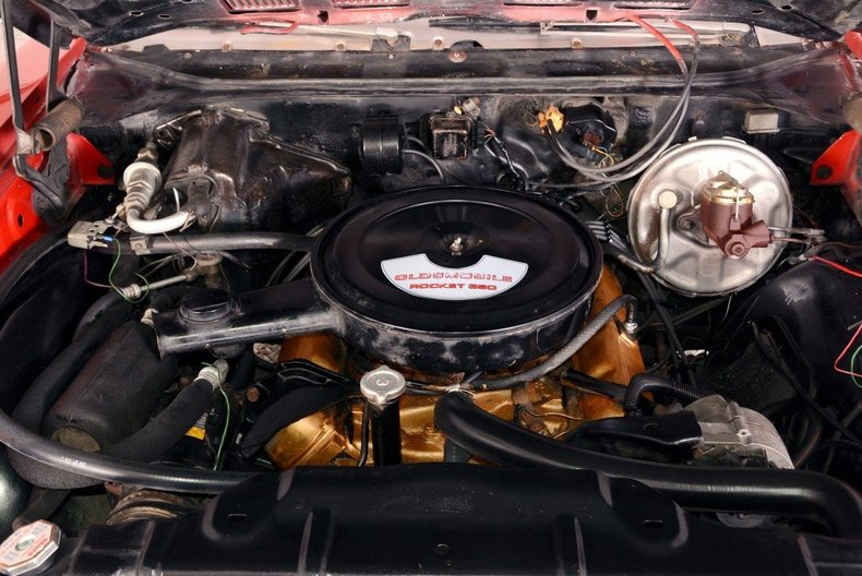 1970 Oldsmobile Cutlass Image 5