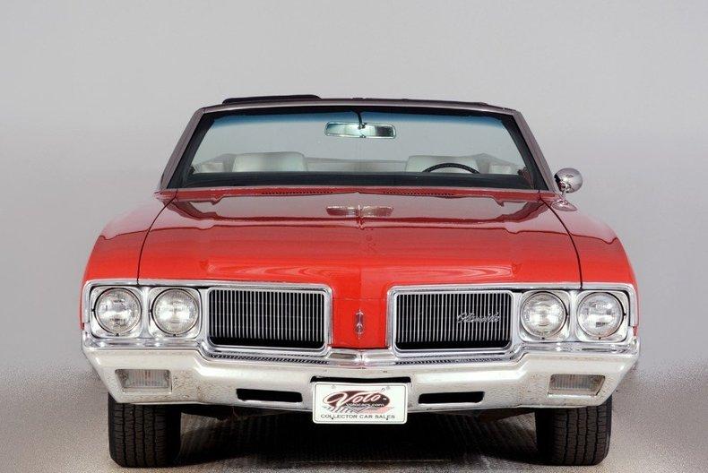 1970 Oldsmobile Cutlass Image 17
