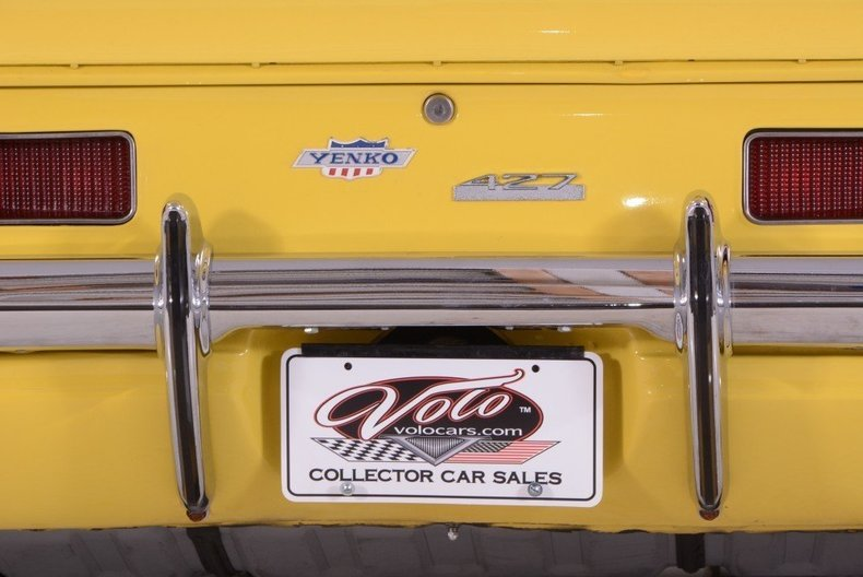 1969 Chevrolet Camaro Image 46
