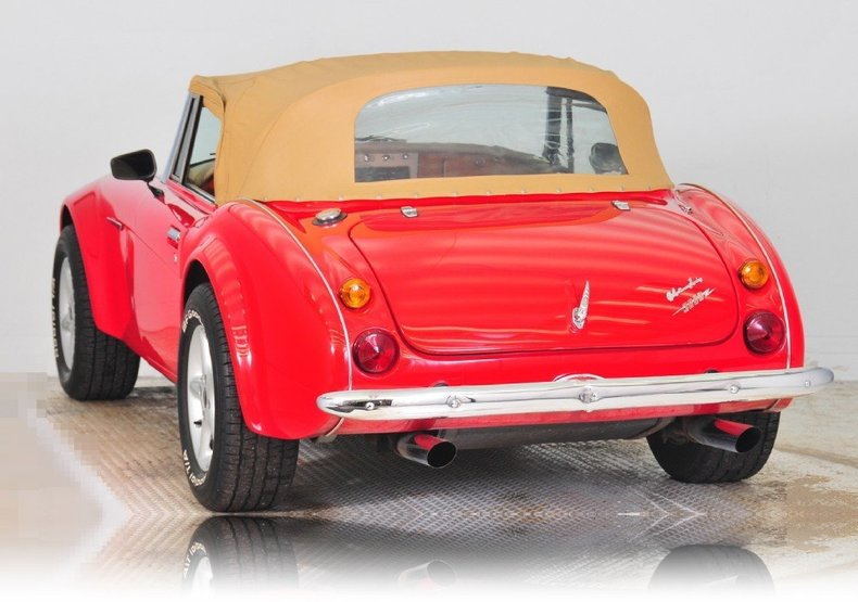 1962 Austin Healey  Image 1