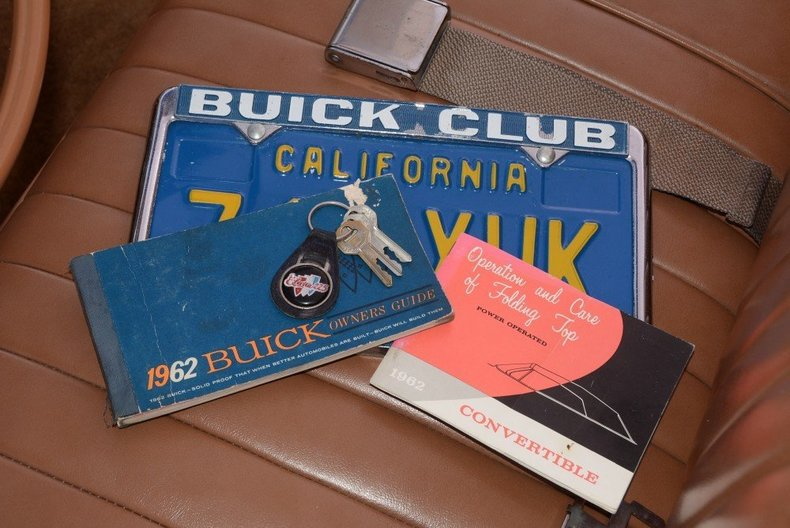 1962 Buick Electra Image 45