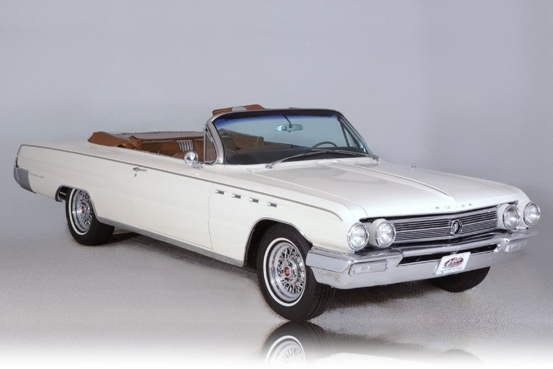 1962 Buick Electra Image 54