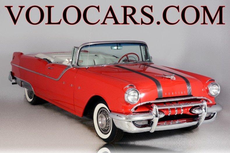 1955 Pontiac Bonneville Image 119