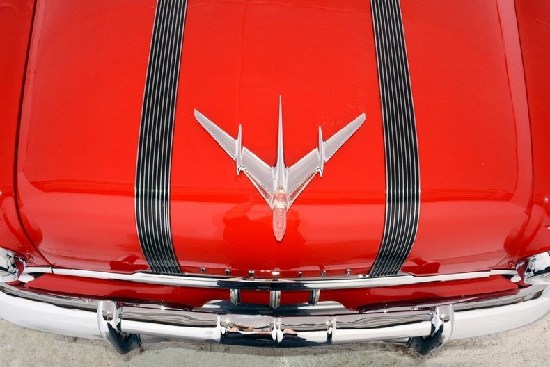 1955 Pontiac Bonneville Image 108