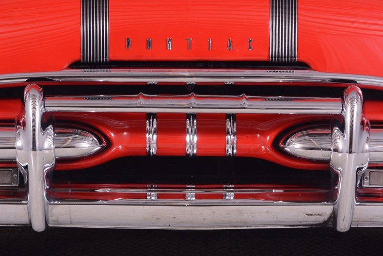 1955 Pontiac Bonneville Image 95
