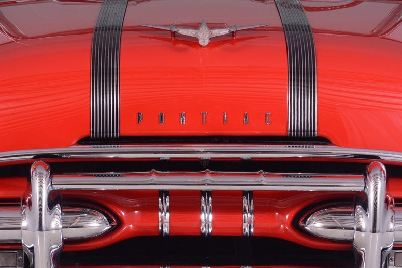 1955 Pontiac Bonneville Image 6