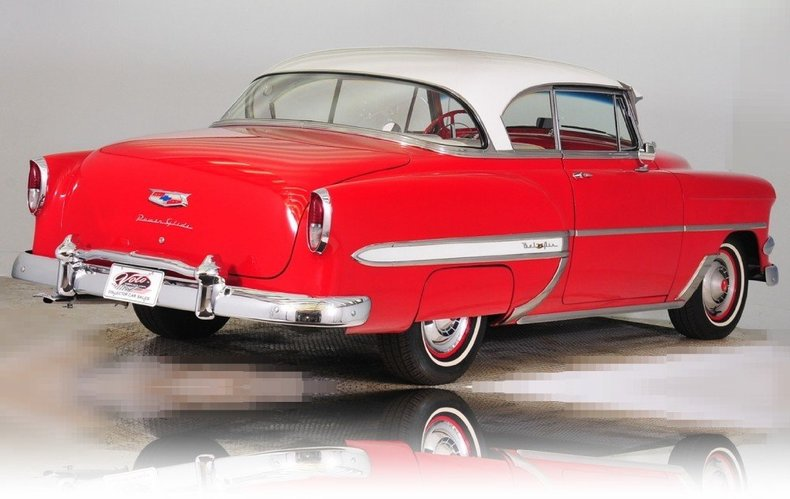 1954 Chevrolet Bel Air Image 4