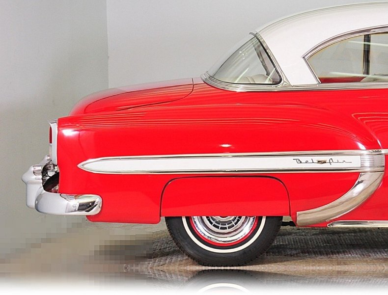 1954 Chevrolet Bel Air Image 10