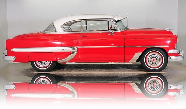 1954 Chevrolet Bel Air Image 11