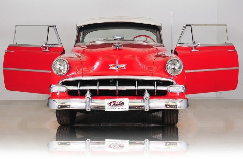 1954 Chevrolet Bel Air Image 14