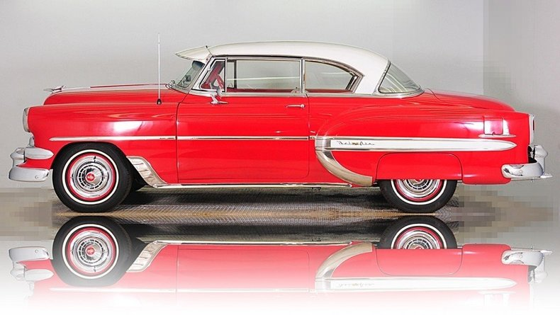 1954 Chevrolet Bel Air Image 18
