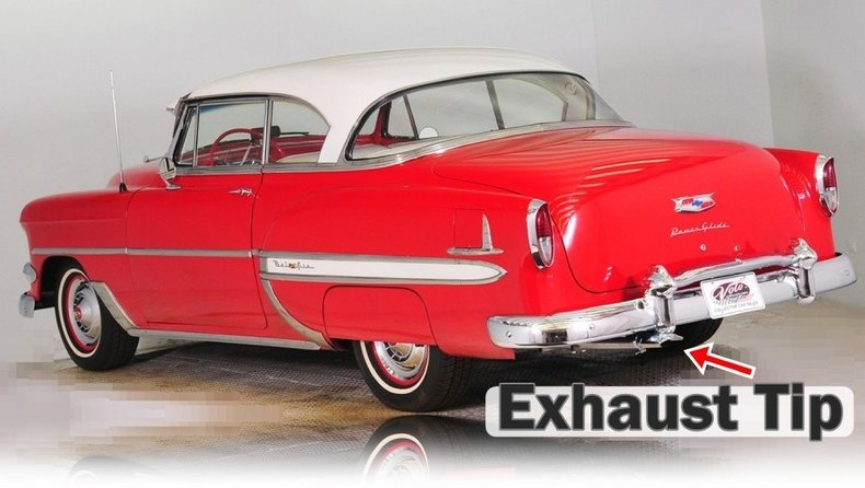1954 Chevrolet Bel Air Image 21