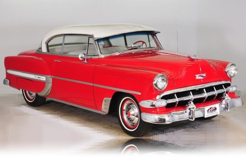 1954 Chevrolet Bel Air Image 23