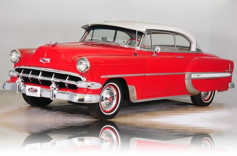 1954 Chevrolet Bel Air Image 26