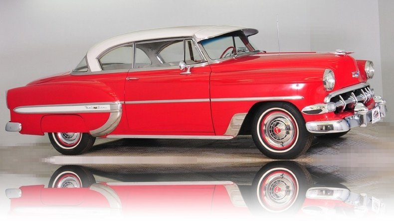 1954 Chevrolet Bel Air Image 29