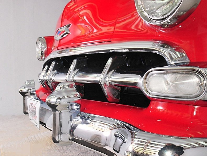 1954 Chevrolet Bel Air Image 32