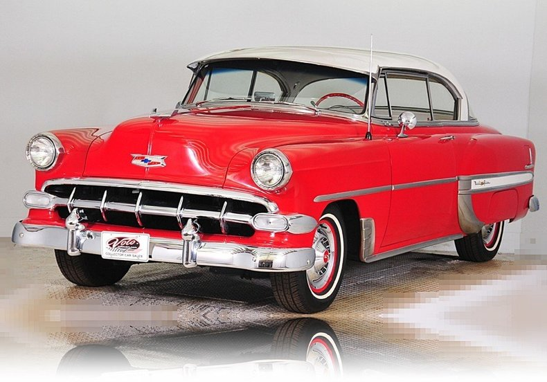 1954 Chevrolet Bel Air Image 33