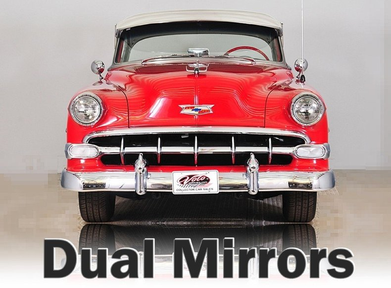 1954 Chevrolet Bel Air Image 41