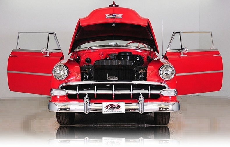 1954 Chevrolet Bel Air Image 45