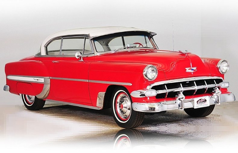 1954 Chevrolet Bel Air Image 51